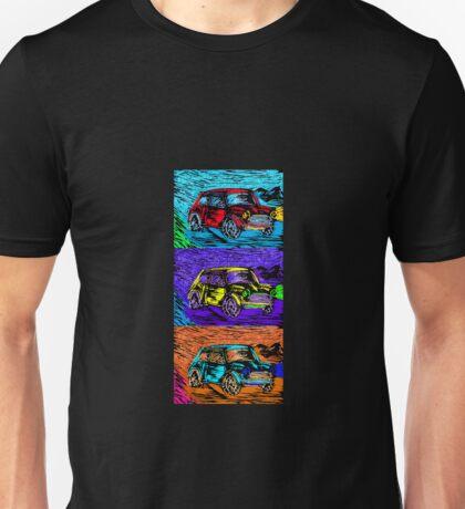 Classic Mini Printin' Color Version Unisex T-Shirt