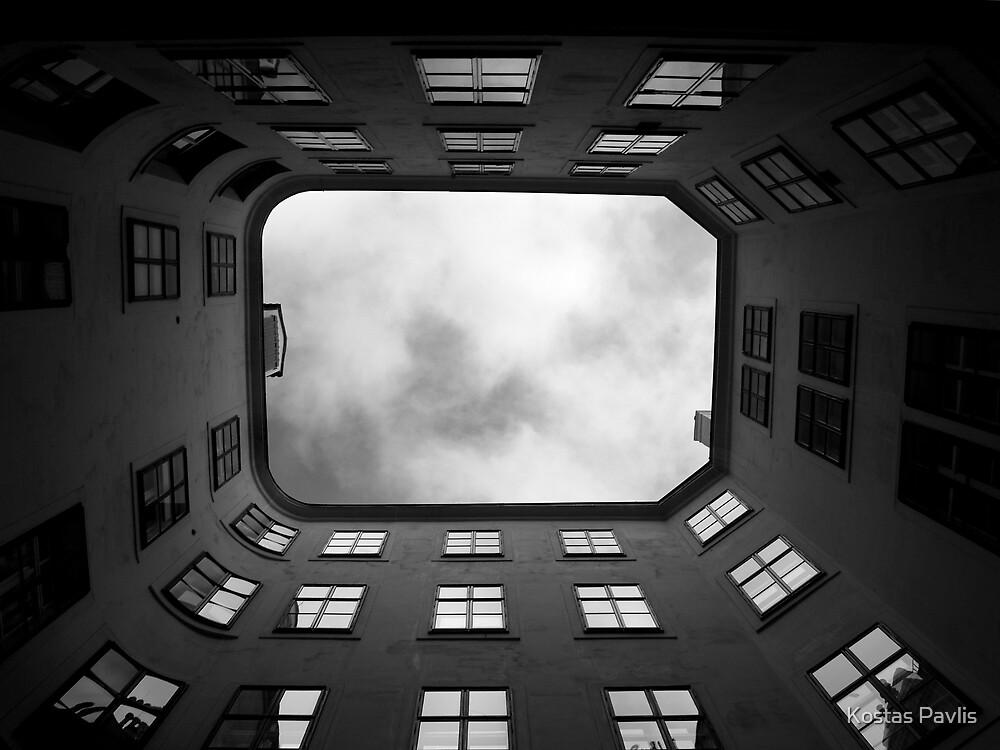 Seeking a way out by Kostas Pavlis