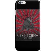 RIP Chi Cheng iPhone Case/Skin