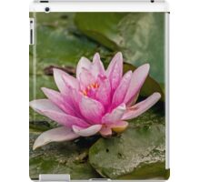 Water Lily (1) iPad Case/Skin