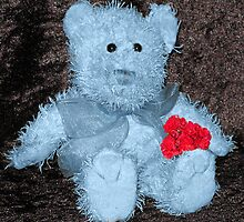 Blue Ted by Jenny Brice