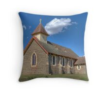 St Marks Anglican Church, Currawong, NSW, Australia Throw Pillow