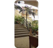 A Majorcan Inner Courtyard iPhone Case/Skin