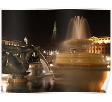 Gallery Fountains Poster