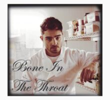 Ed Westwick - Bone in the Throat by atomicseasoning