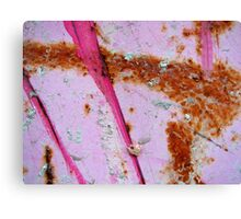 Symphony in Pink Canvas Print