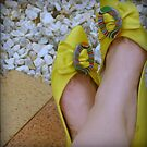 Yellow Brick Shoes by Leanne Smith