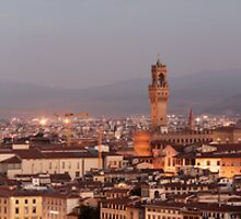 Firenze by Jacques Botha
