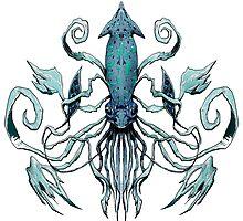 Leviathan by MJ Hiblen