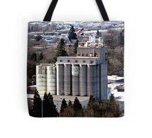 Grain Millers Inc. 20-silo Mill  Tote Bag