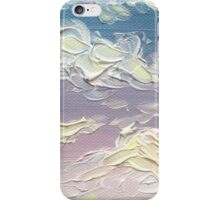 purple sky iPhone Case/Skin