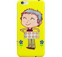 Carol's cookies iPhone Case/Skin