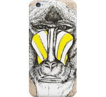 BABOON  iPhone Case/Skin