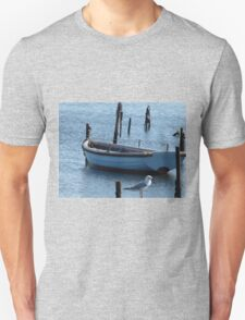 One Blue Boat T-Shirt
