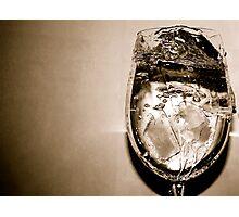 Let me break the ice... Photographic Print