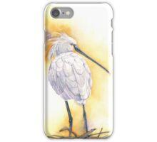 Spoonbill iPhone Case/Skin