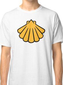 Yellow shell Classic T-Shirt
