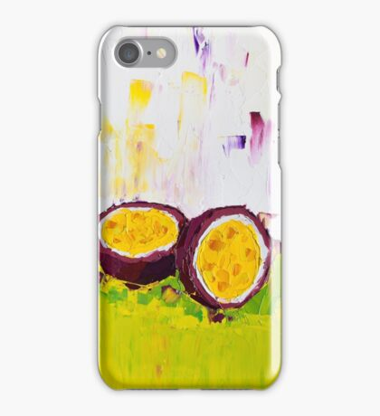 The Fruit and the Passion iPhone Case/Skin