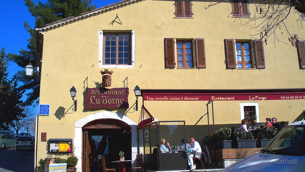 Famous restaurant  by daffodil