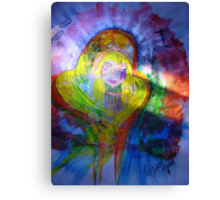 Mary Holy Mother of Jesus Canvas Print