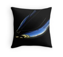 SUV Side Bumper Throw Pillow