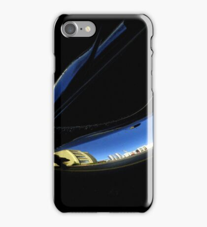 SUV Side Bumper iPhone Case/Skin