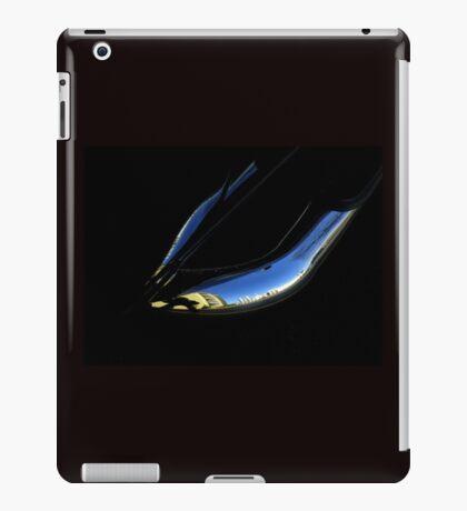 SUV Side Bumper iPad Case/Skin