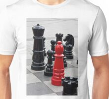Anyone for a game of Chess? Unisex T-Shirt
