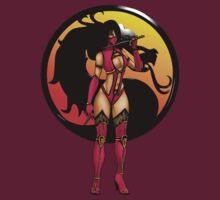 Mortal Kombat - Mileena by etoeto