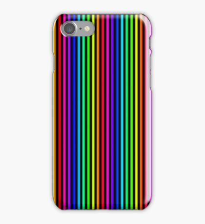 Another rainbow pattern, I was just practicing layering again. iPhone Case/Skin