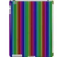 Another rainbow pattern, I was just practicing layering again. iPad Case/Skin