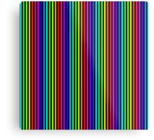 Another rainbow pattern, I was just practicing layering again. Metal Print
