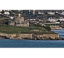 """"""" St Mawes Castle"""" Photographic Print"""