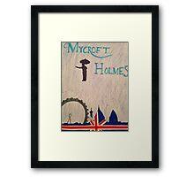 Mycroft Poppins Framed Print