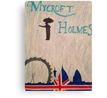Mycroft Poppins Canvas Print