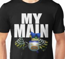 Ludwig Main- Super Smash Bros Wii U Unisex T-Shirt