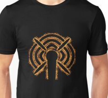 Windfarms with WiFi Unisex T-Shirt