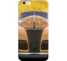 Ford Sedan iPhone Case/Skin