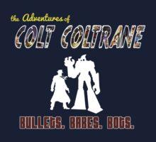 The Official Colt Coltrane T-Shirt! Kids Tee