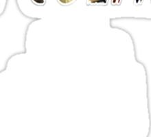 The Official Colt Coltrane T-Shirt! Sticker