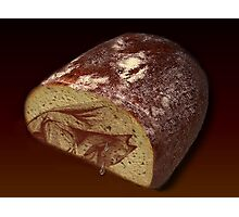 REMEMBER.. HELP FEED THE HUNGRY HELP THE POOR..BREAD EMOTION..PICTURE..AND OR CARD Photographic Print