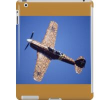 Fiat G59, Queensland, Australia iPad Case/Skin