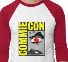 Commie Con Men's Baseball ¾ T-Shirt