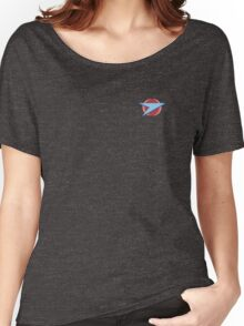 Blake's 7 - Federation Symbol (Pocket Version) Women's Relaxed Fit T-Shirt