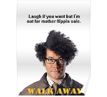 Maurice Moss The IT Crowd Poster