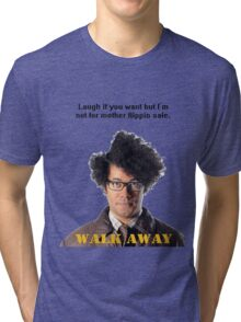 Maurice Moss The IT Crowd Tri-blend T-Shirt