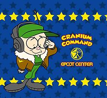 Cranium Command by Jou Ling Yee