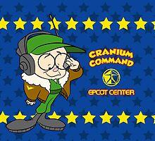 Cranium Command by Jou Ling Yee