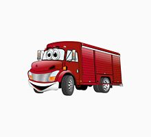 Red  Beverage Truck Cartoon Unisex T-Shirt