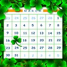Saint Patrick's Day - 17th March...A Day for lots of Shamrock by Orla Cahill